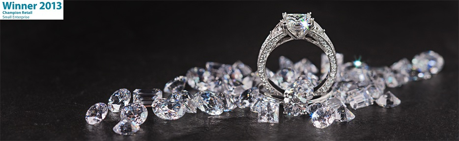 Diamonds, Engagement Rings